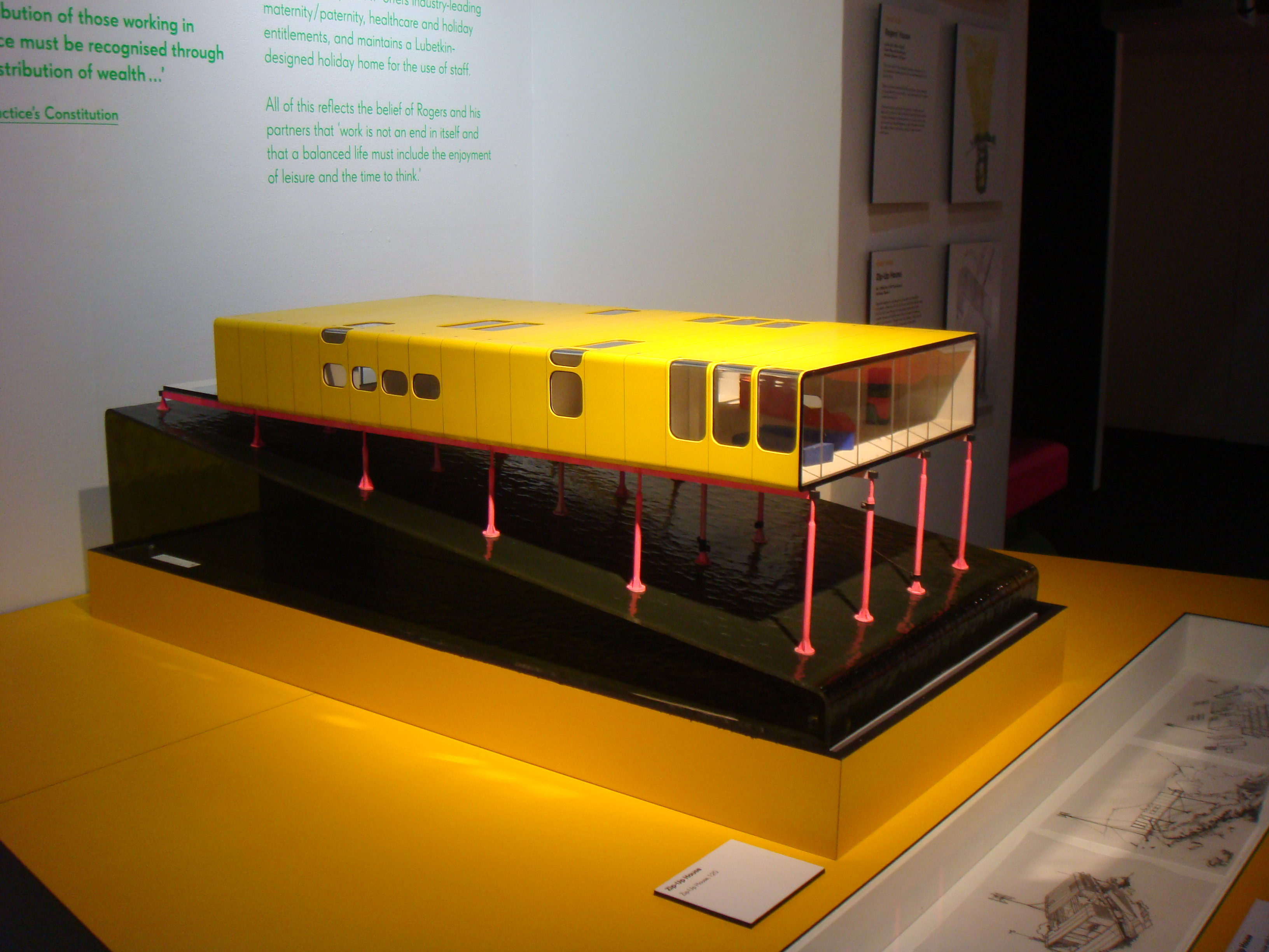 The wales of richard rogers architects green and going - Arquitectura de casas ...